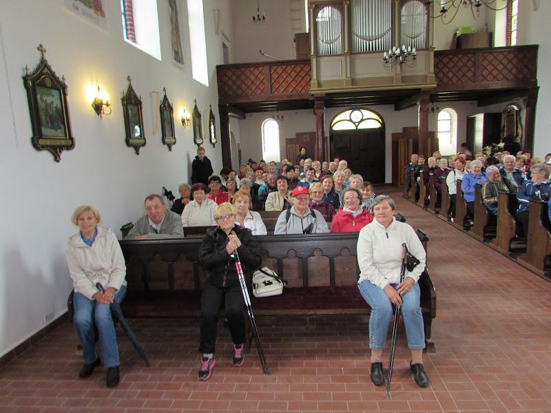 Wizyta seniorów