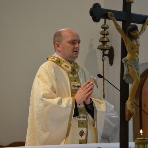 Święcenia Kapłańskie Ks.Michała Rybiśkiego oraz Msza Św.Prymicyjna