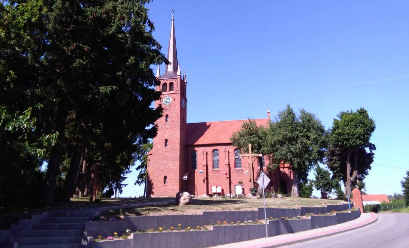 Parafia Bruskowo Wielkie