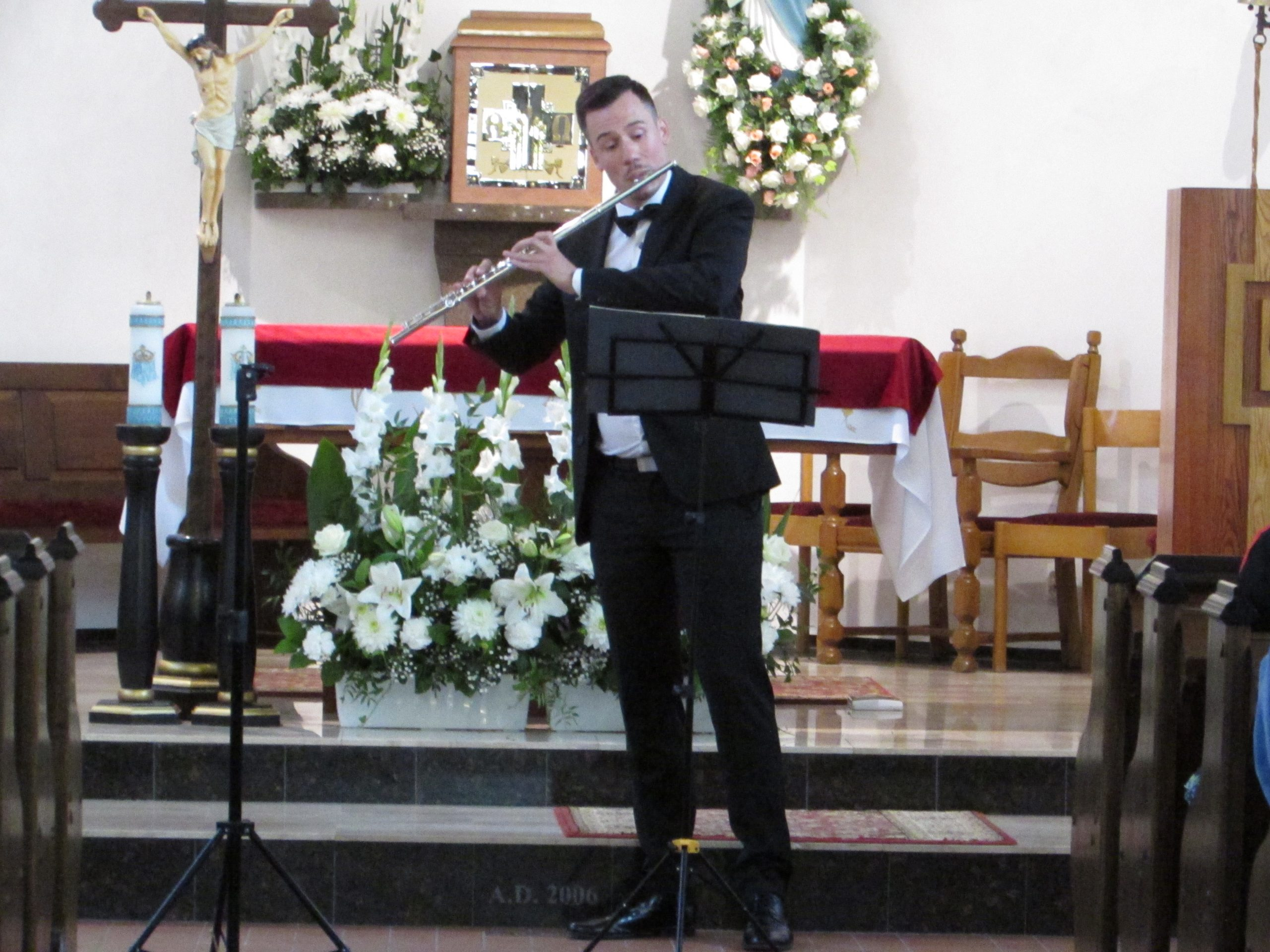 Koncert w Kościele Parafialnym 2020 r.
